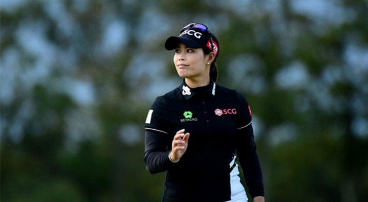 KPMG Women's PGA Championship รอบสอง โปรโมตามผู้นำอยู่เพียง 4 สโตรก