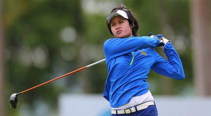 'โปรมายด์' กานต์พนิตนันท์ เมืองคำสกุล ทำผลงานดีสุดในทัพสาวไทย ศึก LPGA Tour Pelican Women's Championship