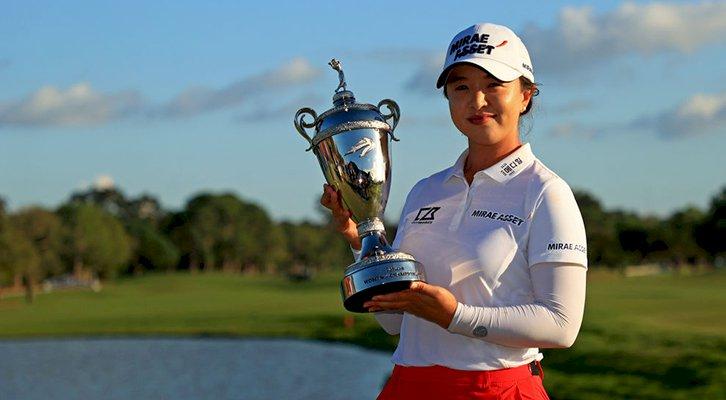 คิม เซ-ยอง คว้าแชมป์ Pelican Women's Championship