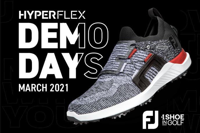 ฟุตจอยเผยโฉมรองเท้า ALL-NEW HYPERFLEX™ และถุงมือ HyperFLX® เป็นครั้งแรก