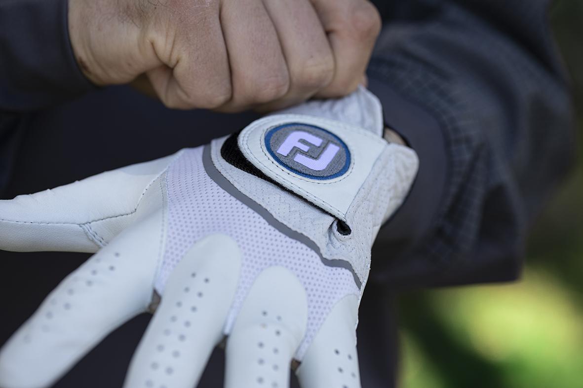 สุดยอดถุงมือหนังแกะแท้ระดับเพอร์ฟอร์มานซ์ FJ HyperFLX® glove