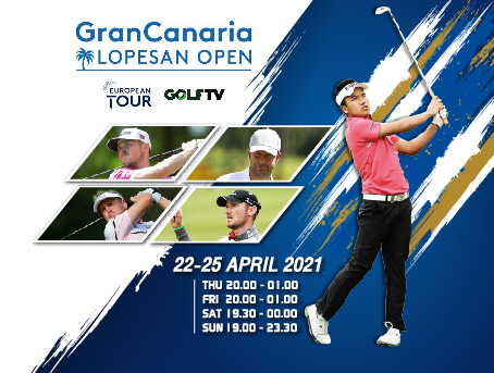 European Tour – Gran Canaria Lopesan Open 2021