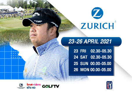 PGA – Zurich Classic of New Orleans